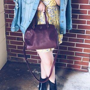 Tous Bags - Tous burgundy bag